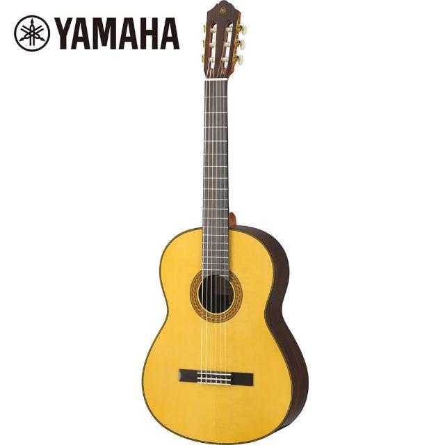 YAMAHA CG192S 古典吉他 頂級系列