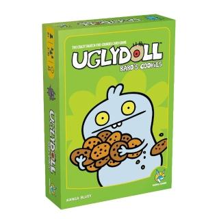 【歐美桌遊】醜娃娃之八寶的餅乾(UGLYDOLL Babo Cookies)