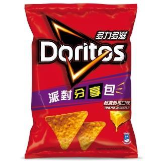 【多力多滋】超濃起司味玉米片188g/包