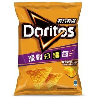 【多力多滋】黃金起司味玉米片188g/包
