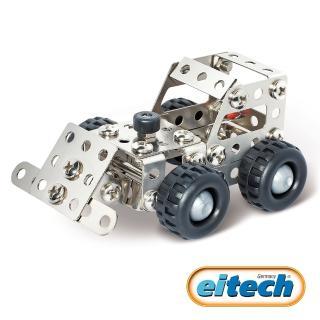 【德國eitech】益智鋼鐵玩具-迷你車