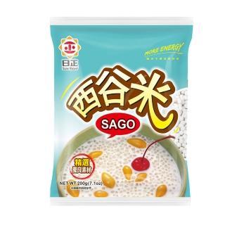 【日正食品】西谷米(200g)