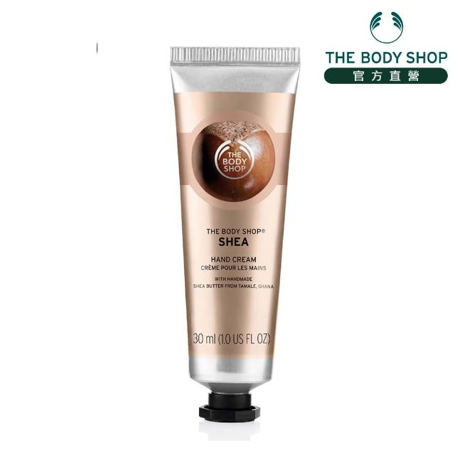 【The Body Shop】乳油木果修護護手霜(30ML)