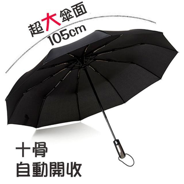 全自動十骨超大防風兩用折疊傘(CS-UB02)
