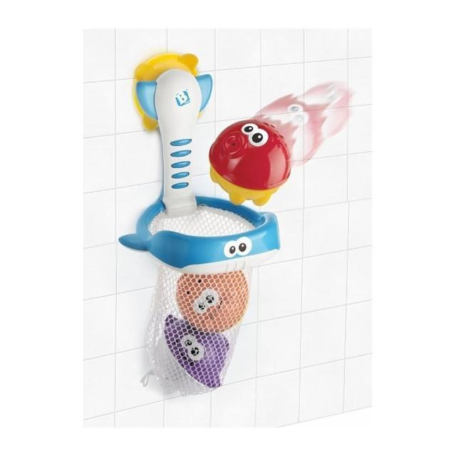 【英國 Bkids】撈魚樂-洗澡玩具