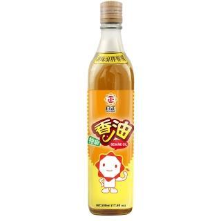 【日正食品】特級香油(500ml)
