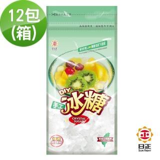 【日正食品】手工冰糖(1000g*12入)
