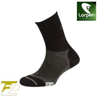 【Lorpen】Polycolonx內襪 CIP(快乾、排汗、萊卡、西班牙)
