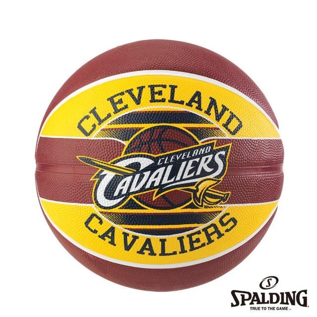 【SPALDING】斯伯丁 NBA 隊徽球 17 騎士 Cavaliers(騎士 Cavaliers)