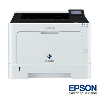 【EPSON】A4黑白商用雷射極速網路印表機(AL-M320DN)