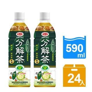 【愛之味】分解茶24入(600ml)