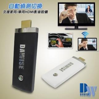 【DW】WD37_Car 車用/家用無線影音鏡像器(送3大好禮)