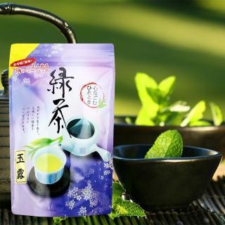 【日本藤二】嚴選玉露茶包100g