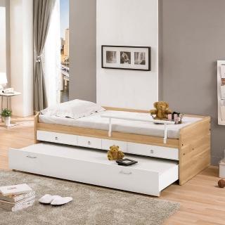【H&D】羅德尼3.3尺子母床