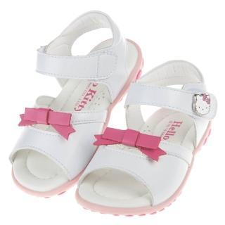 【布布童鞋】HelloKitty凱蒂貓白色淑女兒童涼鞋(C7C812M)
