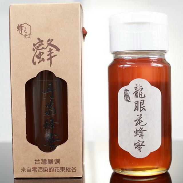 【蜂之饗宴】頂級龍眼蜜(700g/瓶)