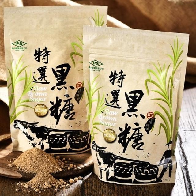 【新竹寶山糖業】特選黑糖粉 沖泡式(300g/袋)