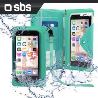 【sbs】4.7吋Water Wallet 防潑水手機袋