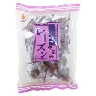 【巧益】三角包梅子葡萄乾 250g