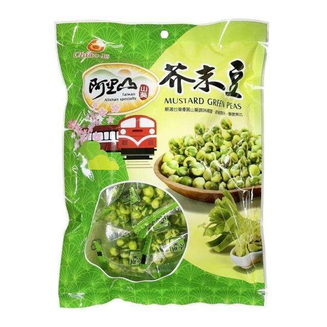 【巧益】三角包芥末豆(230g)