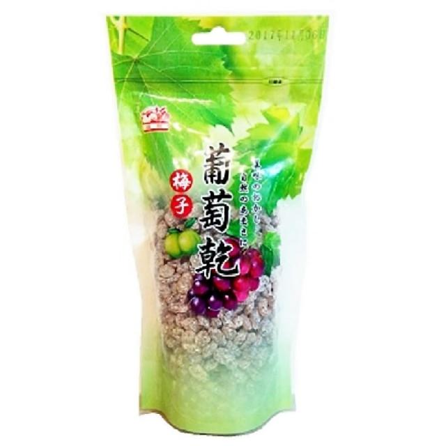 【溢旺】梅子葡萄乾(300g)