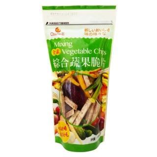 【巧益】綜合蔬果脆片(120g)