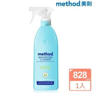 【Method 美則】浴廁清潔劑-尤加利薄荷(828ml)