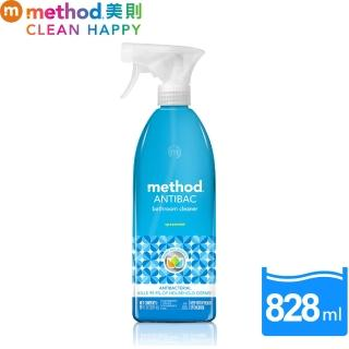 【Method 美則】浴廁抗菌清潔劑-留蘭香薄荷(828ml)