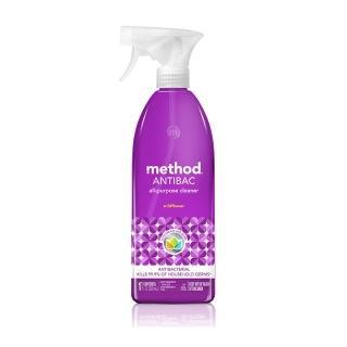 【Method 美則】全方位抗菌清潔劑-百花香(828ml)