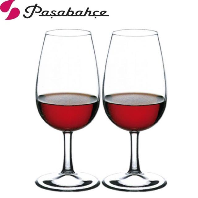 【土耳其Pasabahce】高腳品酒杯215cc(二入組)