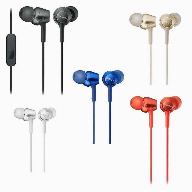 【SONY】手機用密閉耳道式耳麥(MDR-EX255AP)