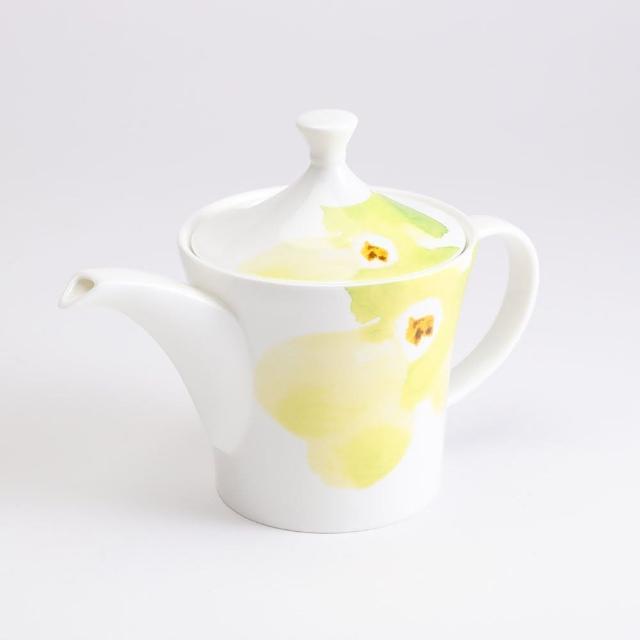 【HOLA】HOLA 莎夢詩骨瓷茶壺720ml