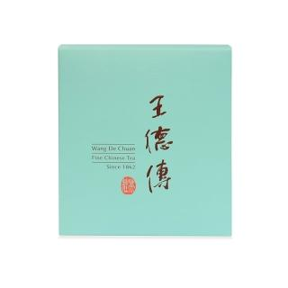 【王德傳】四季安尚烏龍三角立體茶包10入