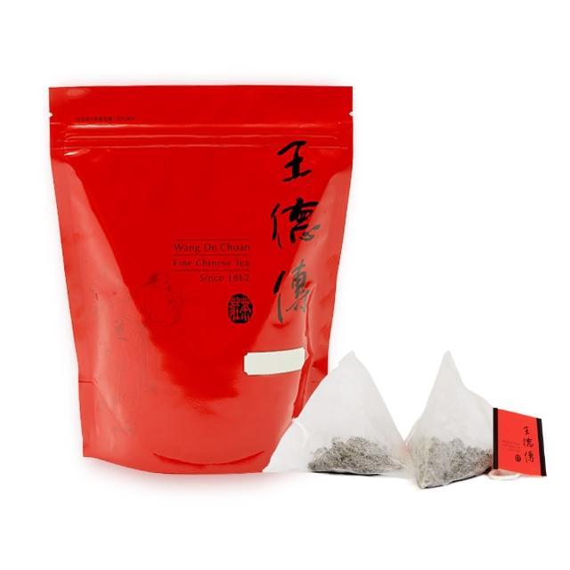 【王德傳】桂花普洱三角立體茶包30入