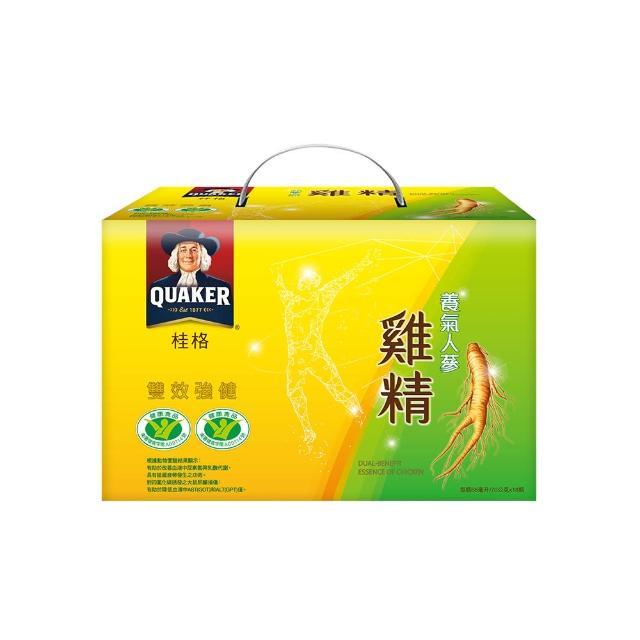 【桂格】養氣人蔘雞精禮盒68ml*18入x7盒