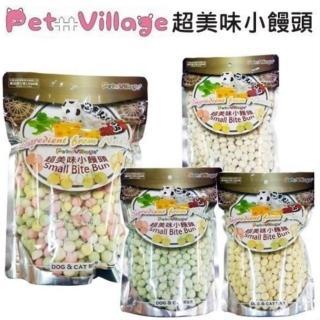 【Pet Village 魔法村】超美味小饅頭 320g(3包組)