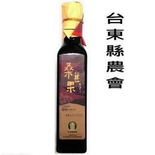 【台東縣農會】桑葚果果醬汁(350公克)