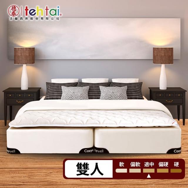 【德泰 索歐系列】5cm 床上墊-雙人5尺(送午安枕)