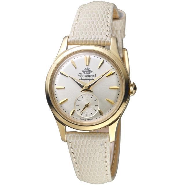 玫瑰錶 Rosemont 玫瑰米蘭系列時尚錶 TN009-01-CWH