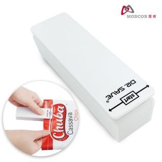【摩肯】ECO「充電式」掌上型封口機-黑色款(榮獲 台灣精品獎 肯定)