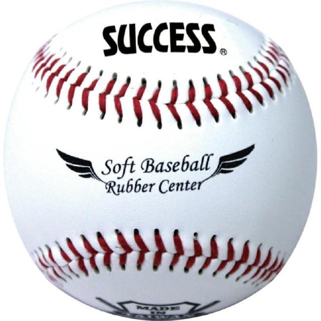 【成功】S4102安全軟式縫線棒球