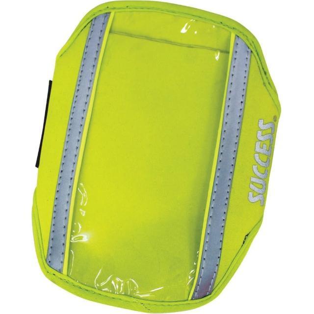 【成功】S1816C路跑用手機臂套-黃綠