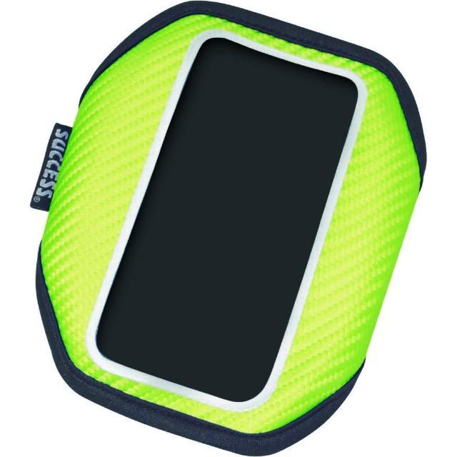 【成功】S1820涼感手機臂套-黃綠