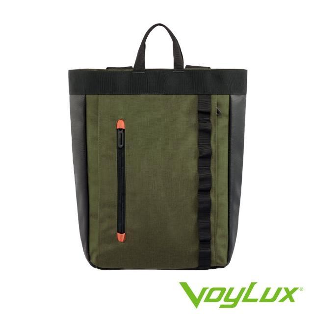 【VoyLux伯勒仕】VESSEL系列-多用托特包(3880113-軍綠色)