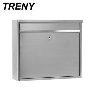 【TRENY】不銹鋼信箱 -113