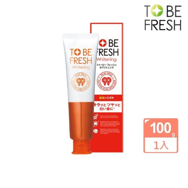 【TO BE WHITE】瞬白清新牙膏(美白牙膏)
