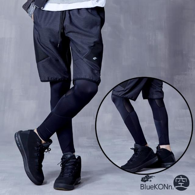 【BLUEWAY-BlueKONn.】耐力提升九分壓力褲