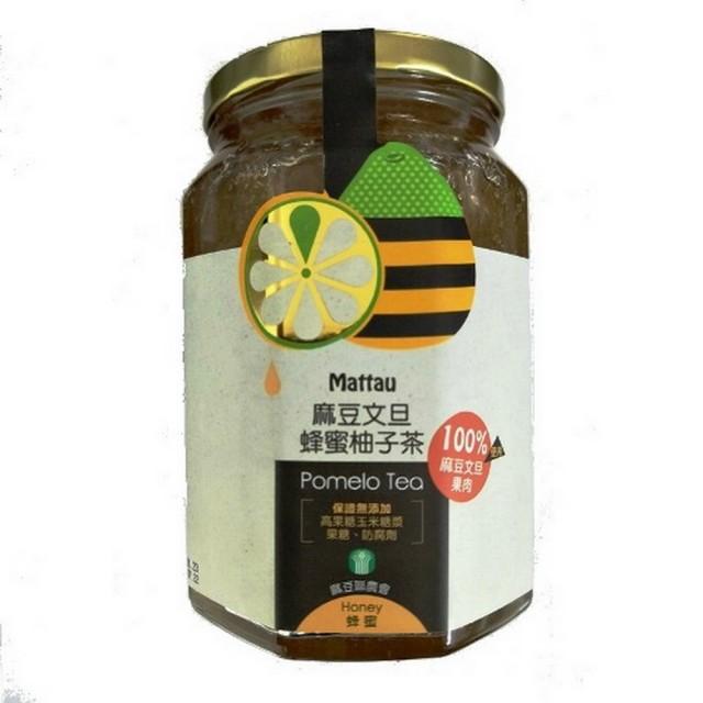【麻豆區農會】文旦蜂蜜柚子茶(800g)