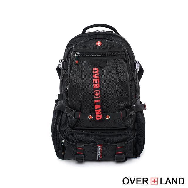 【OVERLAND】美式十字軍-率性多功能後背包(25061)