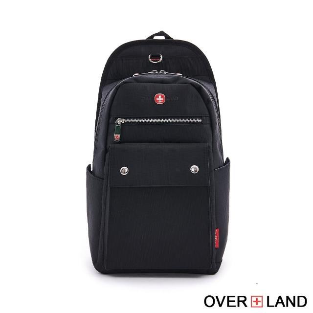 【OVERLAND】美式十字軍-搜查官單肩機能後背包(3180)
